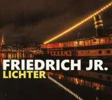 Friedrich Jr.: Lichter, Maxi-CD