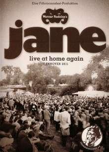 Werner Nadolnys Jane: Live At Home Again, Hannover 2011, DVD
