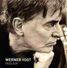 Werner Vogt: Pass auf, Maxi-CD