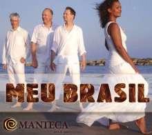 Manteca (Germany): Meu Brasil, CD