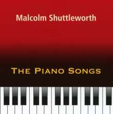 Malcolm Shuttleworth: The Piano Songs, CD