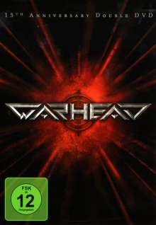 Warhead: 15th Anniversary Double DVD, 2 DVDs