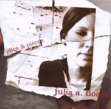 Julia A. Noack: Piles & Pieces, CD