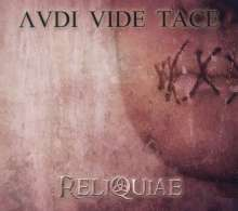 Reliquiae: Audi Vide Tace, CD