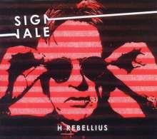 H Rebellius: Signale, CD