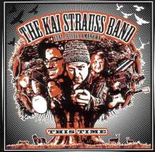 Kai Strauss Band: This Time, CD