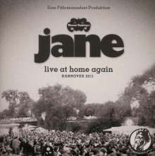 Werner Nadolnys Jane: Live At Home Again, Hannover 2011, CD