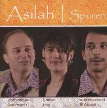 Asilah: Spuren, CD