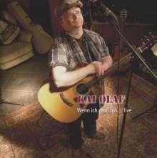 Kai Olaf: Wenn ich groß bin...live, 2 CDs
