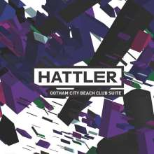 Hattler: Gotham City Beach Club, CD