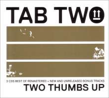 Tab Two: Two Thumbs Up (Remastered, New & Unreleased Bonus Tracks) (Digipack), 3 CDs