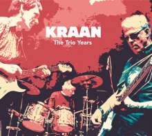 Kraan: The Trio Years - Live (180g), 2 LPs