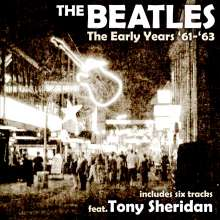 The Early Years: 1961 - 1963, CD