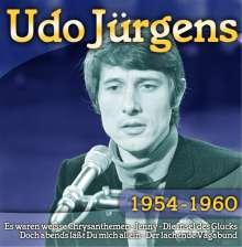 Udo Jürgens: 1954 - 1960, CD