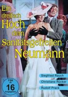 Ein dreifach Hoch dem Sanitätsgefreiten Neumann, DVD
