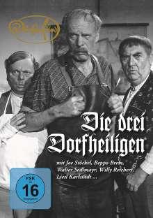 Die drei Dorfheiligen, DVD