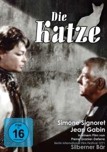 Die Katze (1971), DVD
