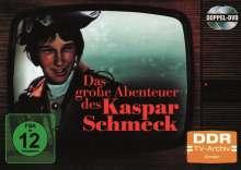 Das große Abenteuer des Kaspar Schmeck (Komplette Serie), 2 DVDs
