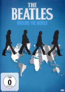 The Beatles: Around the World (In One Year), DVD