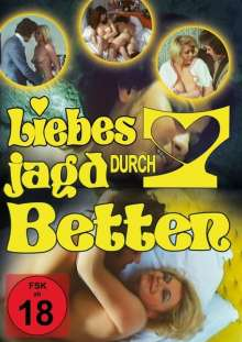 Liebesjagd durch 7 Betten, DVD