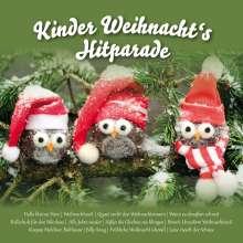 Kinder Weihnachts-Hitparade, CD