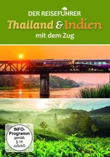 Indien & Thailand mit dem Zug, DVD