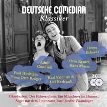 Deutsche Comedian Klassiker, 2 CDs