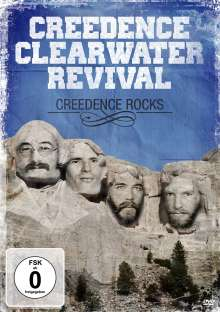 Creedence Clearwater Revival - Creedence Rocks, DVD