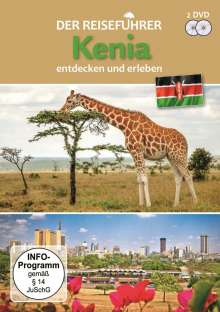 Kenia, 2 DVDs