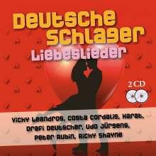 Deutsche Schlager-Liebeslieder, 2 CDs