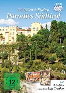 Paradies Südtirol - Entdecken & Erleben, 3 DVDs