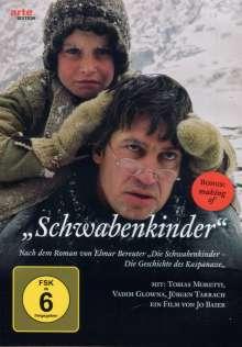 Die Schwabenkinder, DVD