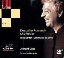 EuropaChorAkademie - Deutsche Romantik (Chorlieder), CD