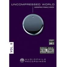 Uncompressed World 2: Audiophile Female Voices, CD