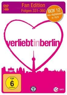 Verliebt in Berlin - Fan Edition Box 12 Folge 331-360, 3 DVDs