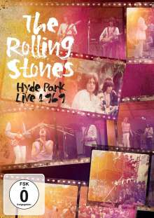 The Rolling Stones: Hyde Park Live 1969, DVD