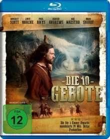 Die 10 Gebote (Blu-ray), Blu-ray Disc