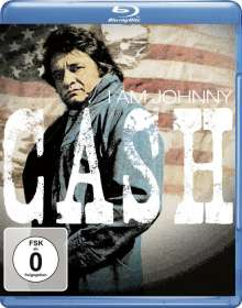 Johnny Cash: I Am Johnny Cash, Blu-ray Disc