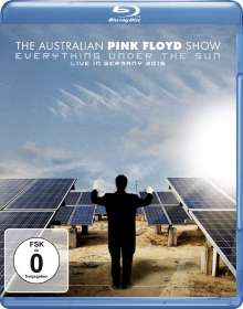 The Australian Pink Floyd Show: Everything Under The Sun: Live In Germany 2016, Blu-ray Disc