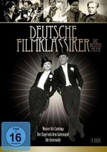 Deutsche Filmklassiker - Die besten Filme, 3 DVDs