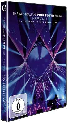 The Australian Pink Floyd Show: The Essence, DVD