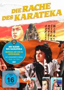 Die Rache des Karateka, DVD