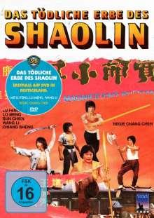 Das tödliche Erbe der Shaolin, DVD