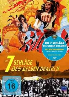 Die sieben Schläge des gelben Drachen, DVD