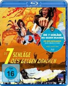 Die sieben Schläge des gelben Drachen (Blu-ray), Blu-ray Disc