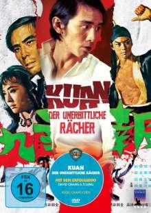 Kuan - Der unerbittliche Rächer, DVD