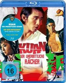 Kuan - Der unerbittliche Rächer (Blu-ray), Blu-ray Disc