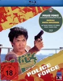 Police Force (Blu-ray), Blu-ray Disc
