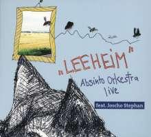Absinto Orkestra: Leeheim Live 2016, CD
