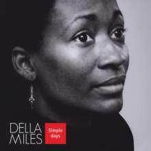 Della Miles: Simple Days, CD